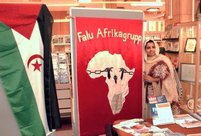Afrikagrupperna, Falun Afrikagrupp, West Sahara