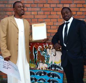 Afrikagrupperna, Solidarity Award, Jimmy Sserwadda