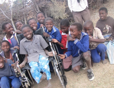 Jiros Jaris – Supports the disabled